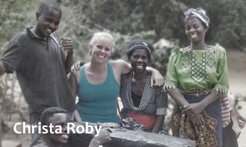 Health in Motion Africa | Christa Roby